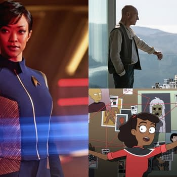 Paramount+ Boldly Posts Star Trek: Picard Discovery Lower Decks Eps