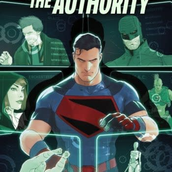 Superman And The Authority By Grant Morrison and Mikel Janin For D