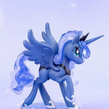 My Little Pony Princess Luna Turns Human With Kotobukiya