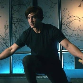 Titans: Brenton Thwaites Is a Lover Not a Fighter Posts Training Vid