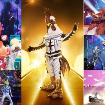 The Masked Singer Season 5 Introduces Cluedle-Doo; Russian Dolls Sing