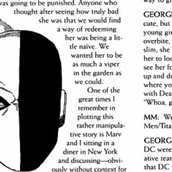 George Pérez Described Deathstroke In The Same Way As John Ridley