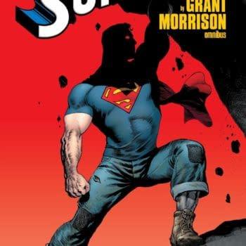 DC Comics Replace All Copies Of Grant Morrison Superman Omnibus, Free