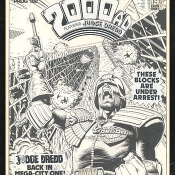 2000AD In Search Of Brian Bolland Original Artwork For New Book