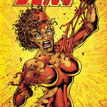 After Fourteen Years, Erik Larsen Finally Published Ant #12