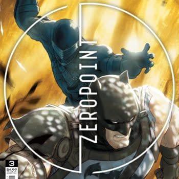 DC Comics To Publish Batman Vs GI JOE: Snake Eyes in Fortnite Comic
