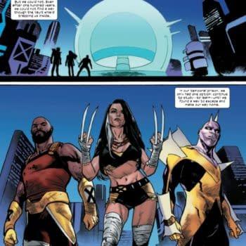In X-Men #19, Laura Kinney: Wolverine Is Older Than Logan (Spoilers)