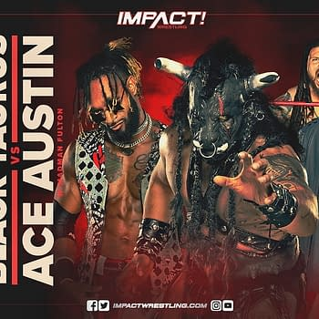 Chris Bey, Black Taurus, and Ace Austin will compete for a shot at the X-Division Championship