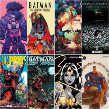 DC Comics June 2021 Solicitations, Frankensteined