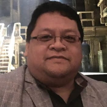 Former DC Staffer Fletcher Chu-Fong On BINC's Comic Shop Grants Board