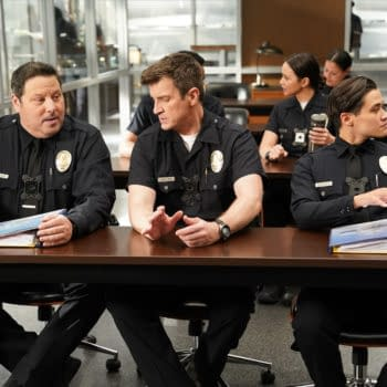 "The Rookie S03E11 Finds ""New Blood"" Starting Their First Day: Preview"
