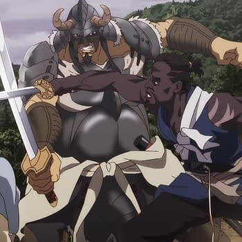 Yasuke: East Meets West Goes Behind the Scenes of Netflix Anime