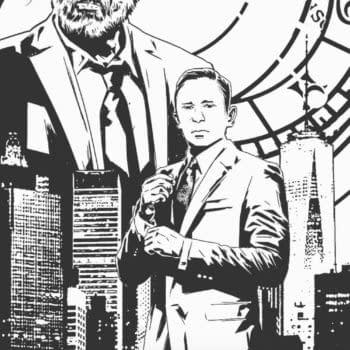 Black Lightning's Charles D. Holland Writes New Comic, Cassidy's Secret