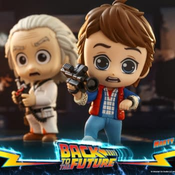 Back to the Futures Comes to Hot Toys With New Cosbaby Figures