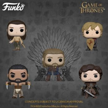 Game of Thrones Receiving Pops For 10th Anniversary From Funko