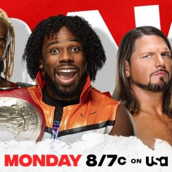 Xavier Woods will face Aj Styles... again... on the WrestleMania go-home episode of WWE Raw