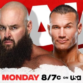 Randy Orton will turn his shovel on Braun Strowman on WWE Raw this week.