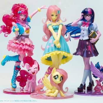 My Little Pony Fluttershy Receives New 1,500 LE Kotobukiya Statue