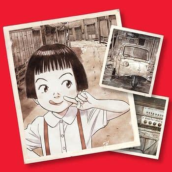 Asadora Vol. 1: Naoki Urusawas Heroine in the Age of Kaiju