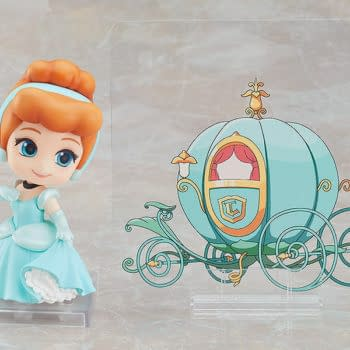 Disney's Cinderella Comes to Life With New Good Smile Nendoroid Figure