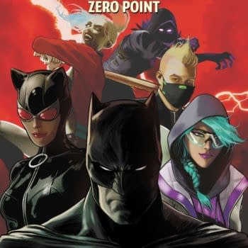 Bestselling Batman/Fortnite Hardcover Comes With All 7 Digital Items
