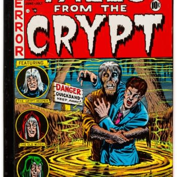 Hardcover Tales from the Crypt Slipcase Collection Now Available