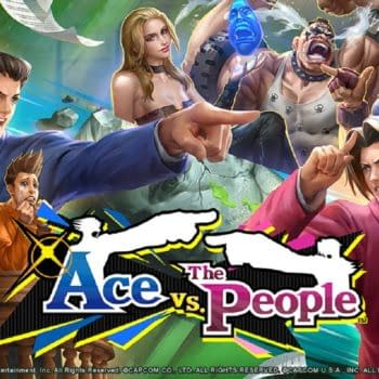 Ace Attorney Has Been Added To Teppen For A Special C