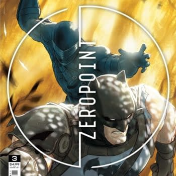 A cover to Batman/Fortnite #3
