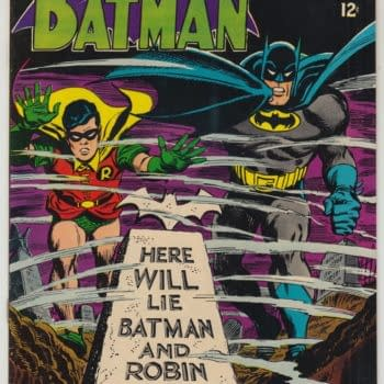 Batman #202 On Auction Today At ComicConnect Today