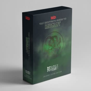 Beadle & Grimm Reveals Van Richten's Guide To Ravenloft Silver Edition