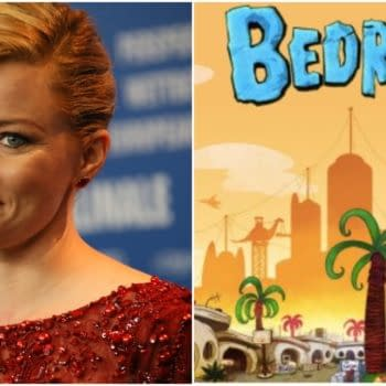 Flintstones Animated Sequel Bedrock with Elizabeth Banks to Star