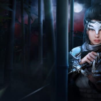 The Kunoichi Class Arrives In Black Desert Mobile This Week
