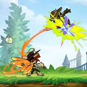 Brawlhalla's Latest Legend Reno The Bounty Hunter Is Now Live