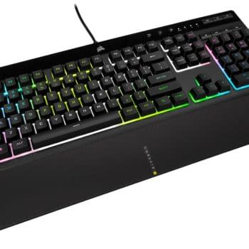 CORSAIR Launches Two K55 RGB Pro Gaming Keyboards