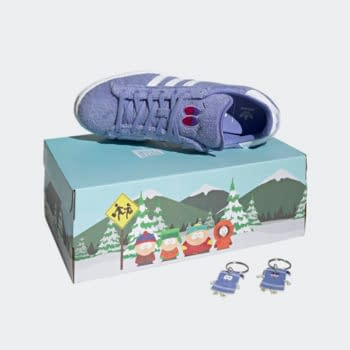 South Park Gets Smokin' With Towelie Themed Adidas Shoes For 4/20