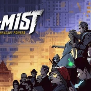 OPINION: City of Mist: We See Through The Mist, And It's Great!