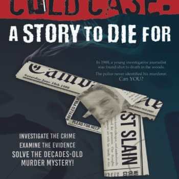 ThinkFun's Cold Case: A Story To Die For Preorders Begin May 18th