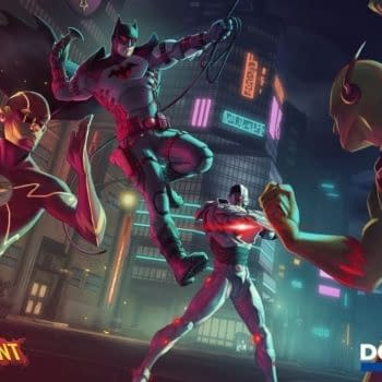DC Universe Online Set To Launch World Of Flashpoint Chapter
