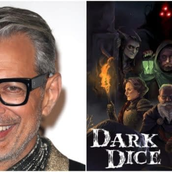 Dark Dice: Jeff Goldblum to Star in Dungeons and Dragons Podcast