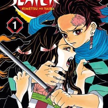 Demon Slayer Vol. 1 Digital Manga is Free to Celebrate Movie Release