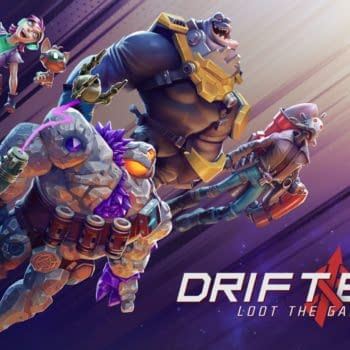 Drifters Loot The Galaxy Launches Into Steam Early Access