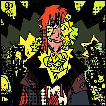 Marie Enger Sells YA Horror Graphic Novel, Controlled Burn