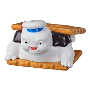 Hasbro Reveals Mini Stay Puft Figures Coming This Fall