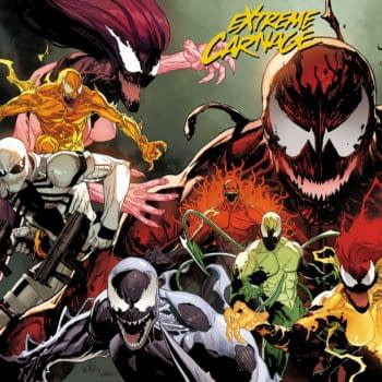 Flash Thompson Joins Extreme Carnage