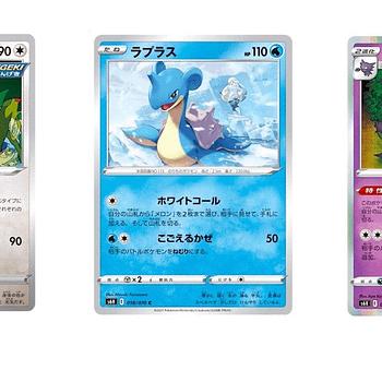 Gengar Lapras &#038 Kecleon Pokémon Cards For Silver Lance &#038 JBP