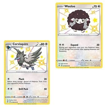 Shiny Pokémon Cards Of Pokémon TCG: Shining Fates Part 28