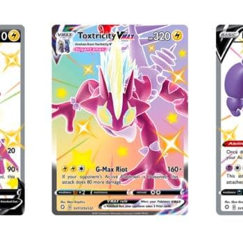 Shiny Pokémon Cards of Pokémon TCG: Shining Fates Part 31