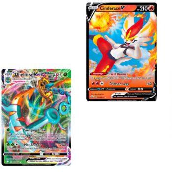 Shiny Pokémon Cards of Pokémon TCG: Shining Fates Part 34