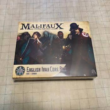 Malifaux's English Ivan Core Box, by Wyrd Miniatures: A Review