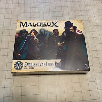 Malifauxs English Ivan Core Box By Wyrd Miniatures: A Review